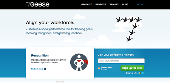 7Geese Social Performance Management