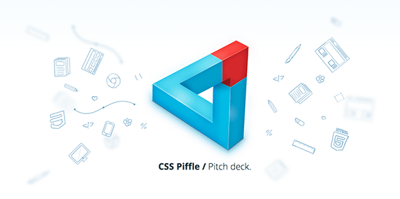 CSSPiffle Pitch Deck in HTML5 and CSS3