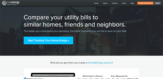 Compare Average Utility Bills Save Money with MyEnergy
