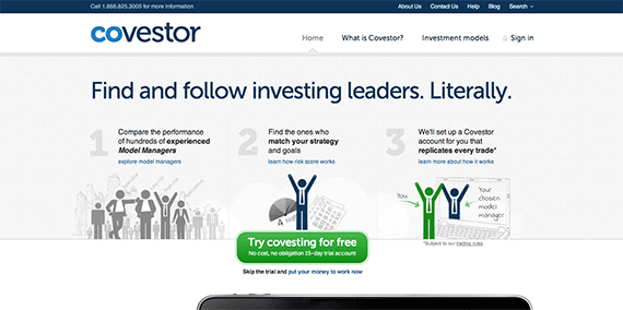 Covestor Investment Management