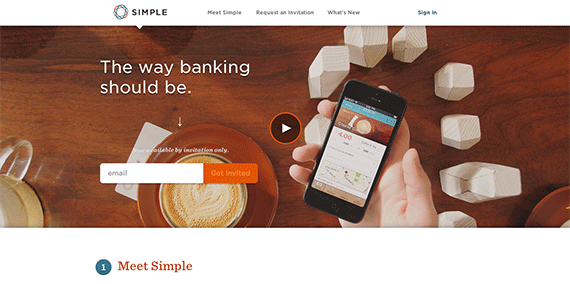 Simple Worry free Alternative to Traditional Banking