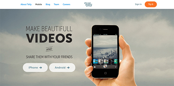 Telly Mobile Apps Videos You ll Love