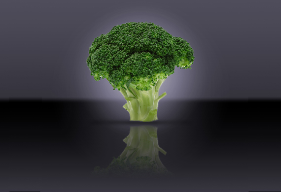 Broccoli reflect