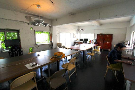 Coworking space at shibuya ebisu16