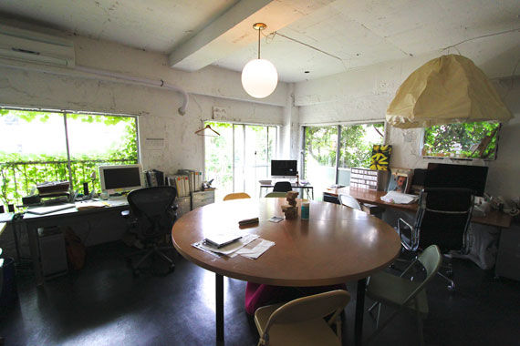 Coworking space at shibuya ebisu17