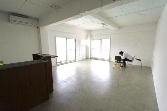 Coworking space at shibuya ebisu19