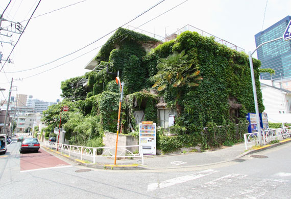 Coworking space at shibuya ebisu23