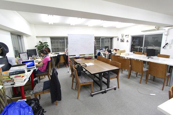 Coworking space at shibuya ebisu41