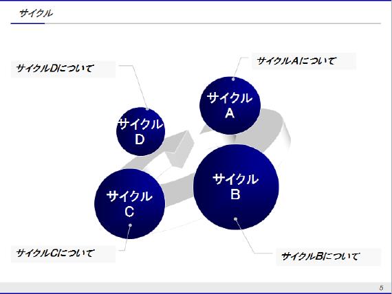 presentation template word